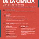 Semana de la ciencia en la Universidad de Cantabria
