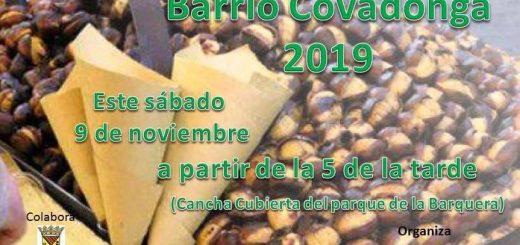 XXXII Magosta en el Barrio de Covadonga