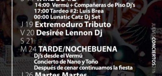 Conciertos diciembre 2019 en el Zeppelim de Santander