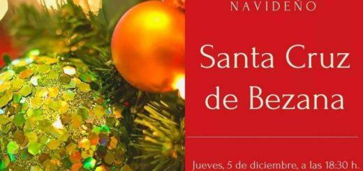 Alumbrado de navidad 2019 en Bezana
