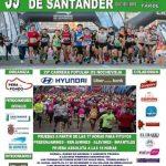 Carrera San Silvestre en Santander 2019