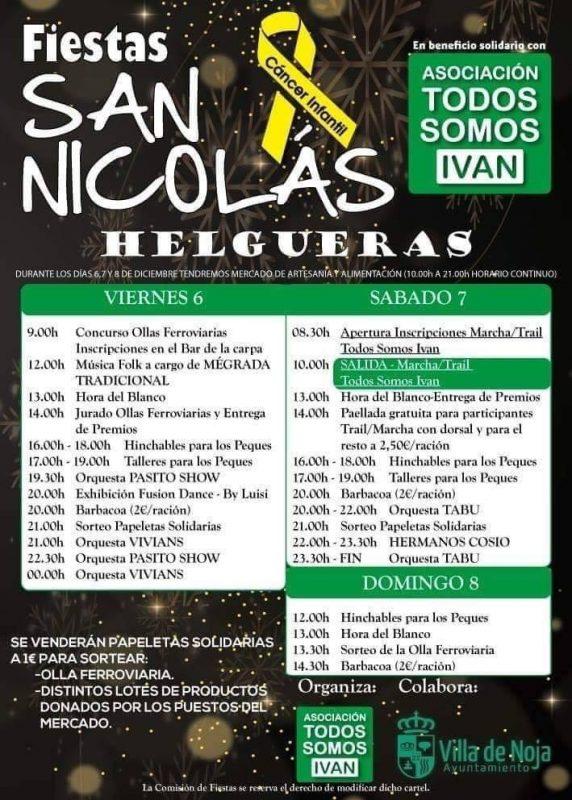 Fiestas de San Nicolás 2019 en Helgueras