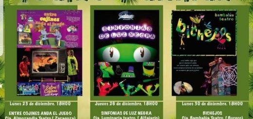 Teatro familiar en Los Corrales de Buelna