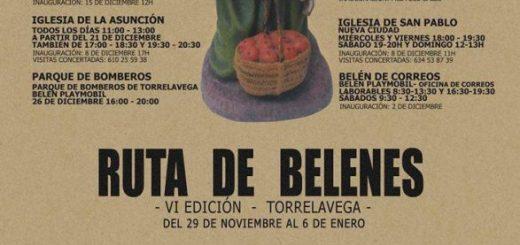 VI Ruta de los belenes en Torrelavega 2019
