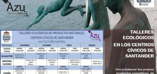 TALLERES DE PRODUCTOS ECOLÓGICOS EN SANTANDER