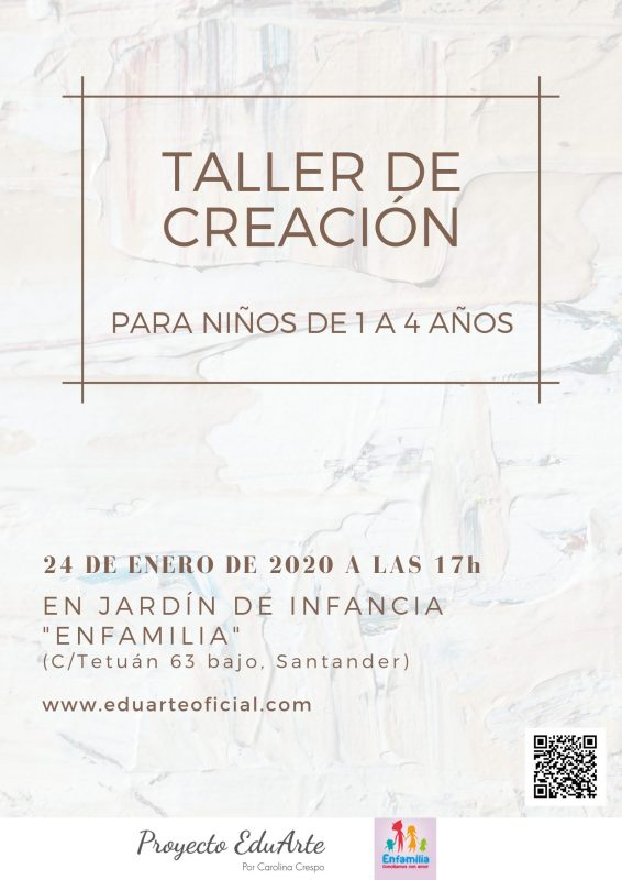 Taller de creación - Proyecto EduArte