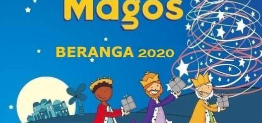 Cabalgata de los Reyes Magos 2020 en Beranga