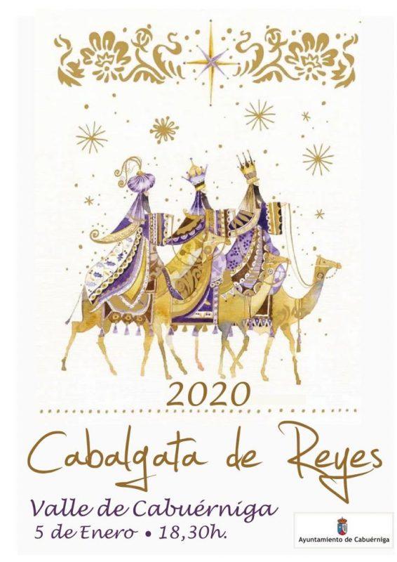Cabalgata de los Reyes Magos 2020 en Cabuérniga