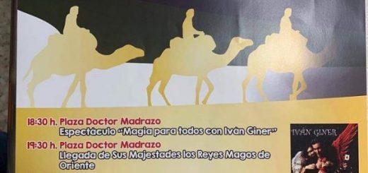 Cabalgata de los Reyes Magos 2020 en Vega de Pas