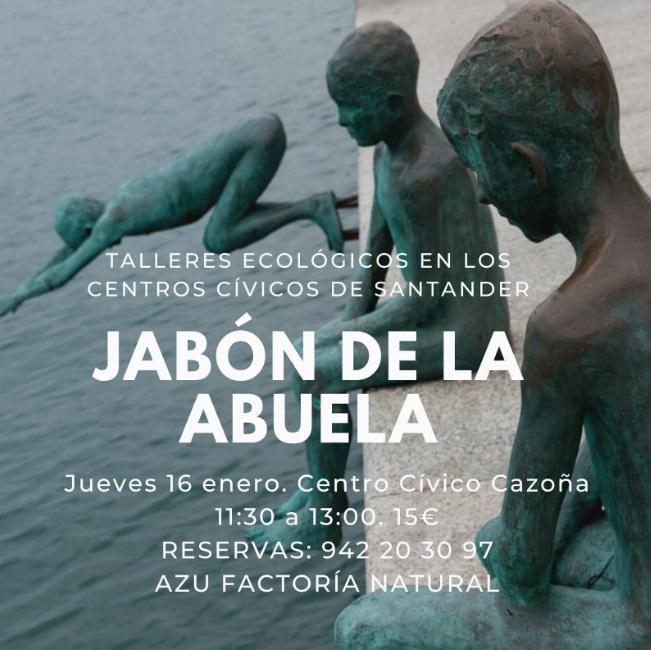 TALLER JABÓN DE LA ABUELA