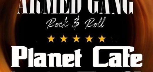 Concierto de Armed Gang en Planet Café