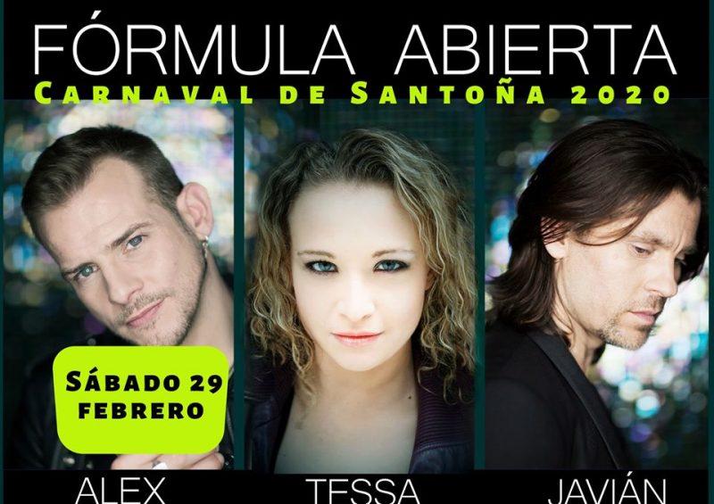 Concierto de Fórmula abierta en Santoña