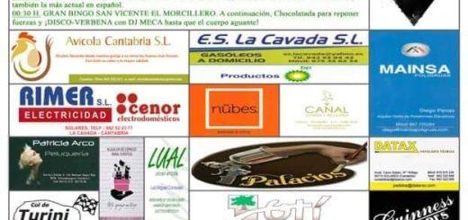 Fiestas de San Vicente el Morcillero 2020 en Ceceñas