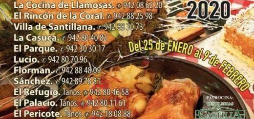 Jornadas del lechazo y el hojaldre en Torrelavega