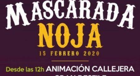 La mascarada Noja 2020