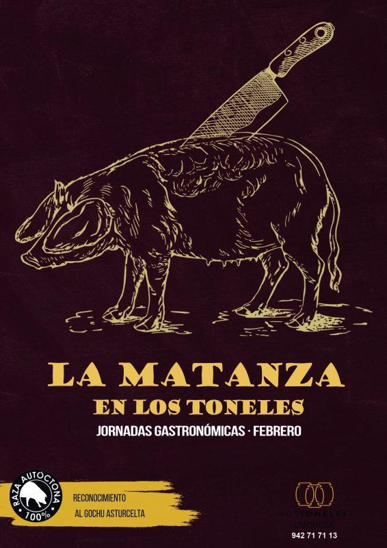 JORNADAS DE LA MATANZA EN LOS TONELES