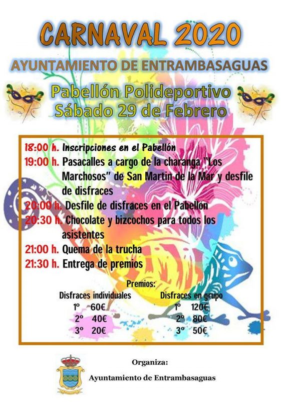 Carnaval Entrambasaguas 2020