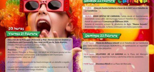 Carnaval Astillero 2020