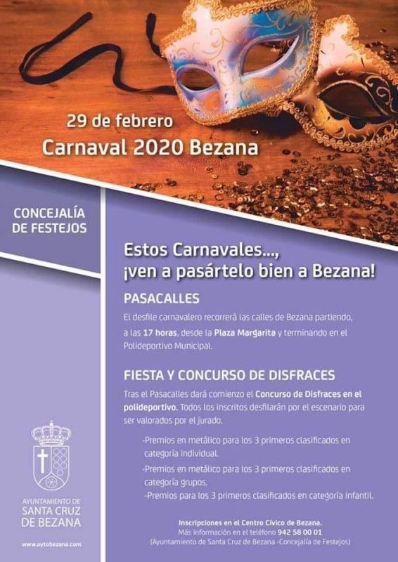Carnaval Bezana 2020