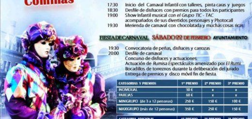 Carnaval de Comillas 2020