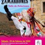 Carnaval de los Zamarrones en Polaciones 2020