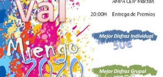 Carnaval en Miengo 2020