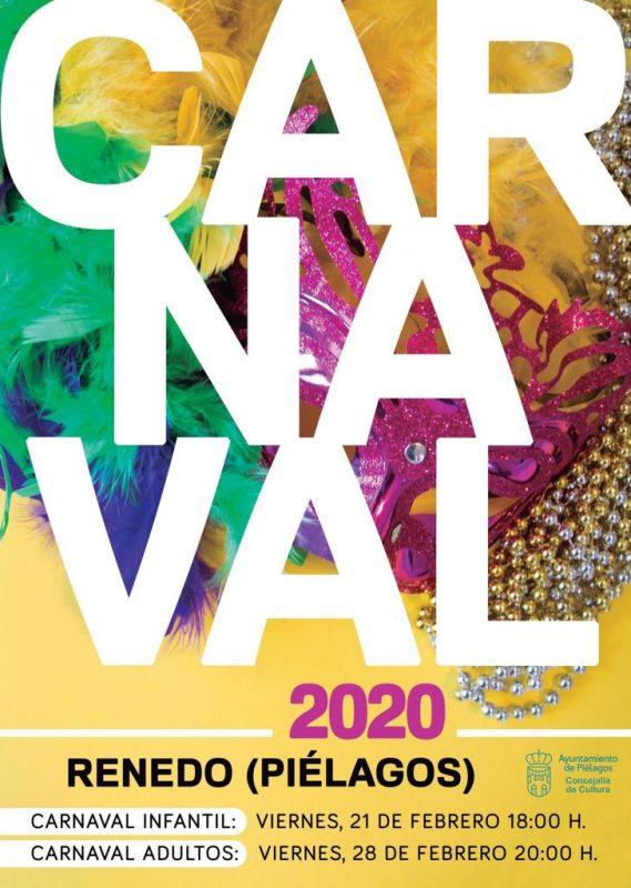 Carnaval Renedo de Piélagos 2020