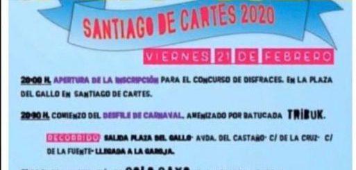 Carnaval Santiago de Cartes 2020