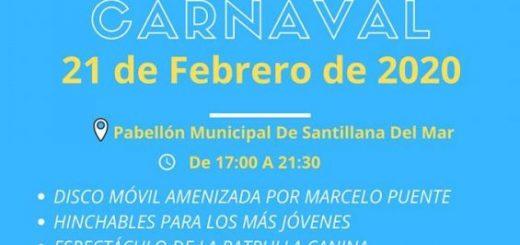 Fiesta de Carnaval Santillana del Mar 2020