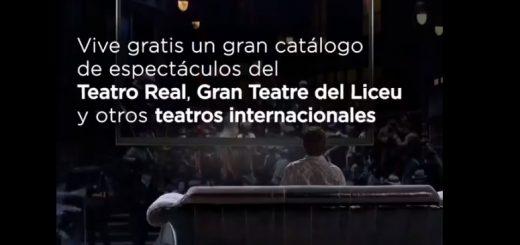 Opera Gratis Online desde el Teatro Real