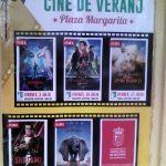 Cine de verano en Bezana