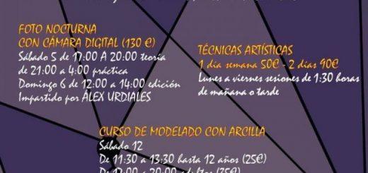 Eventos culturales y artísticos en Sobarzo