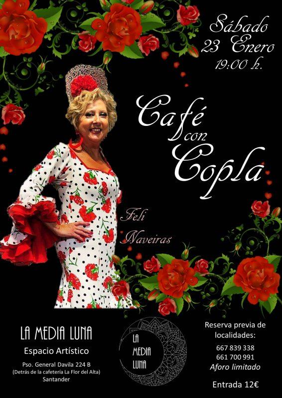CAFE CON COPLA