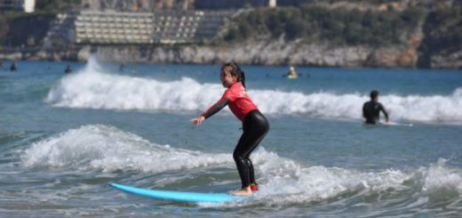 CAMPAMENTO DE SURF EN FINCA EL MAZO, RADA-CANTABRIA